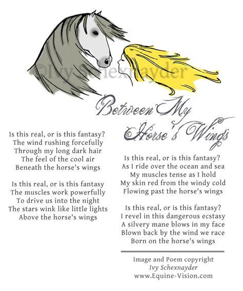 horse poems poem quotes horses wings between pretty wild prayer spirit loving quotesgram visit memory long