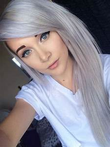 17 Best Ideas About Gray Hair Colors On Pinterest Silver
