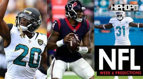 week 6 nfl sleepers hhs1987 s terrell 2017 nfl week 6 predictions