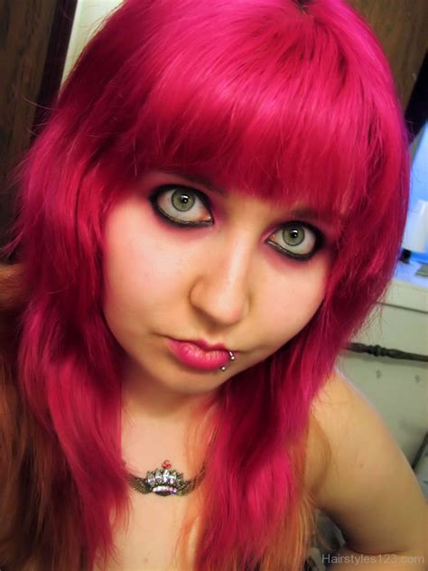 emo hairstyles  girls page
