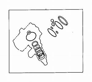 Toyota T100 Gasket Kit  Power Steering Gear For