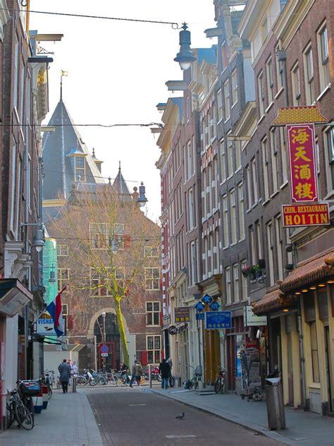 amsterdam chinatown