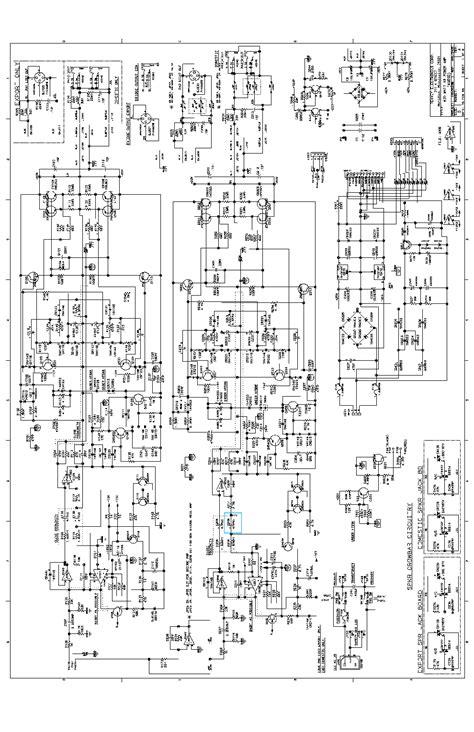 Peavey Speaker Wiring Diagram by Wrg 6242 Peavey 2000 Power Manual