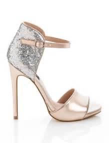 Rose Gold Shoes Heels