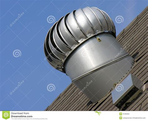 Attic Exhaust Vent Stock Photo. Image Of Exhaust
