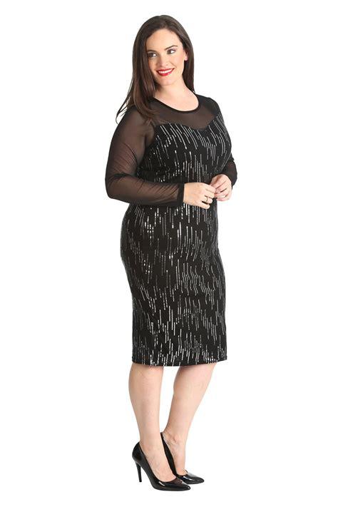 dresses for misses womens dress bodycon sequin midi chiffon