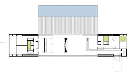 home architect plans linear house in douro henrique barros gomes architect