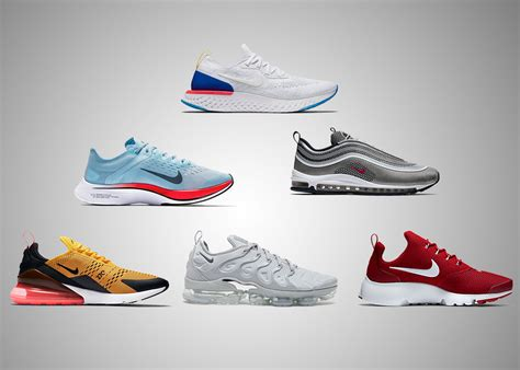 Best Nike Sneakers Of 2018
