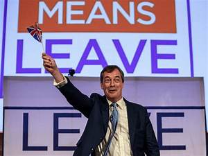 Nigel's Comeback: Official Brexit Party Recognised by Electoral Commission