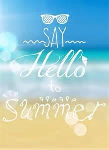 Welcome Summer Clip Art