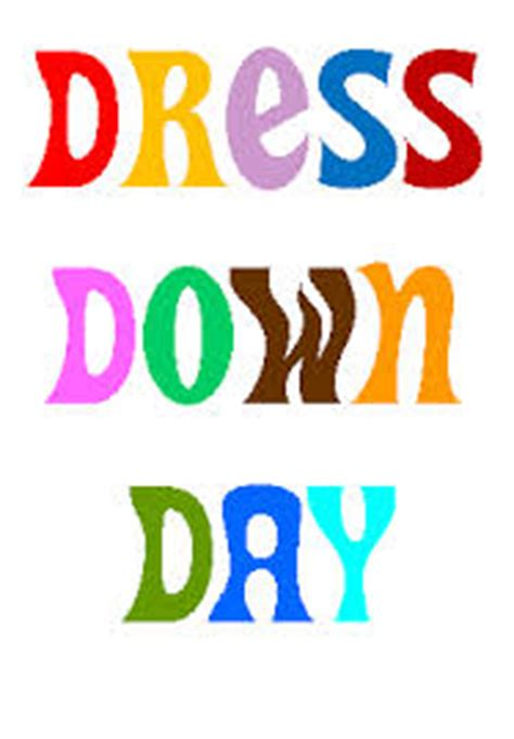 Image result for free dress down day