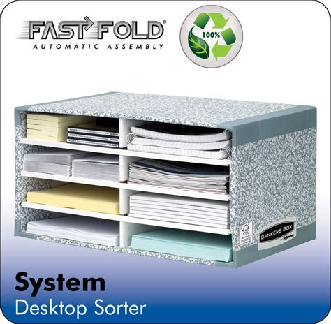 desktop file sorter uk fellowes bankers box system desktop sorter 08750 samson