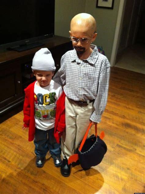 breaking bad halloween costume  kids