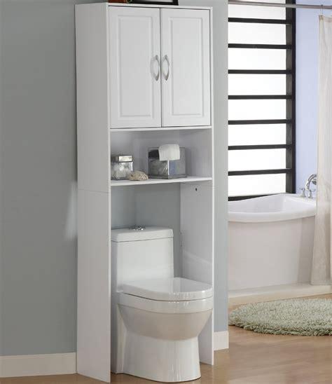 Over The Toilet Storage Cabinet Decofurnish
