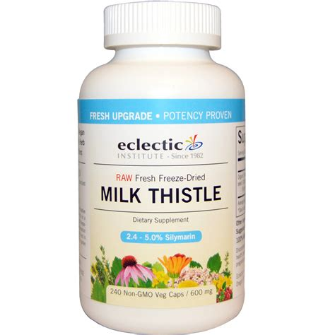 Milk Thistle And Breast Feeding