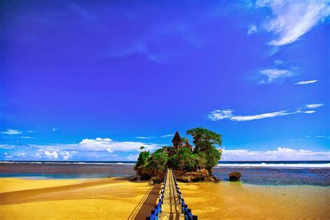 popular tourist destinations  malang east java
