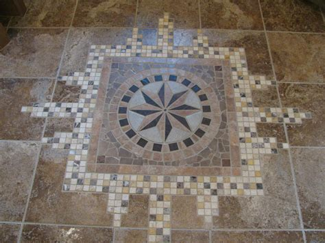 mosaic flooring tiles mosaic tile floor from capitol peak construction in colorado springs co 80918