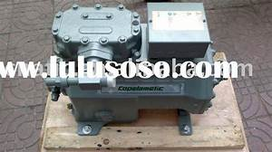 R404a  Box Type Hermetic Copeland Compressor Condensing Unit For Refrigeration Cold Room For