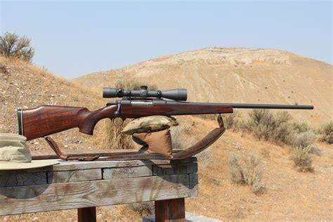 Sawtooth Rifles: Cerakote Examples - Sniper Grey