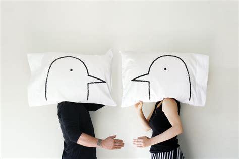 federe cuscini federe per cuscini con uccelli innamorati keblog shop