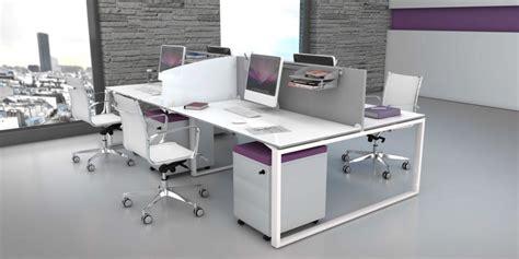 bureau des postes bureau bench 4 personnes cool achat bureaux bench 912 00