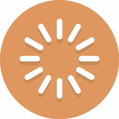 Icon Loading Processing Load Svg Icons Circle
