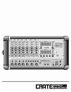 Crate Px900dlx