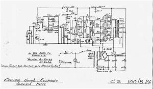 Carlsbro cs 100 8 pa amp schematic for Carlsbro cs 100 8 pa amp schematic
