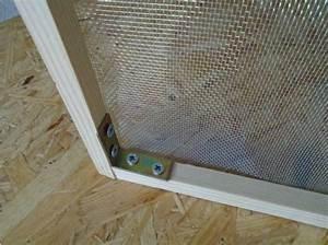 Faire Une Moustiquaire : une moustiquaire pour 30 euros l 39 humanosph re ~ Premium-room.com Idées de Décoration