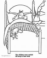 Coloring Bed Pages Christmas Eve Bunk Beds Printables Sheet Printable Print Template Bedroom Raisingourkids Santa Waiting Getcolorings Popular Holiday Printing sketch template