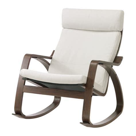 po 196 ng rocking chair finnsta white ikea