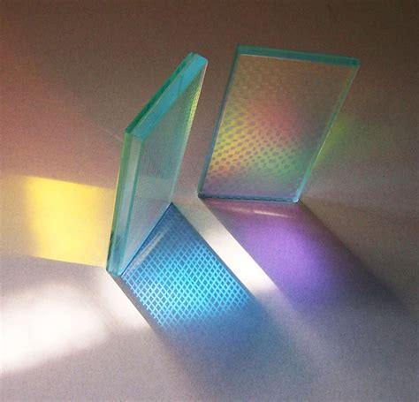 dynamic colour glass building materials