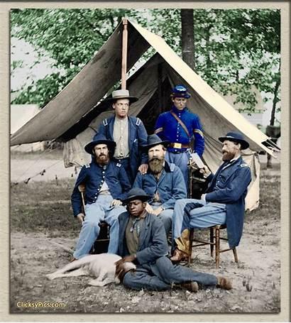 American Civil War Colorized Fair African Boys