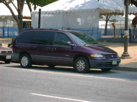 1998 PLYMOUTH VOYAGER - Image #7