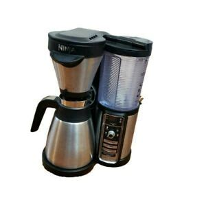 Cold brew coffee and tea: Ninja Coffee Bar Auto-iQ Brewer Stainless Steel Carafe w/ New filter (CFO80) 193802093421   eBay