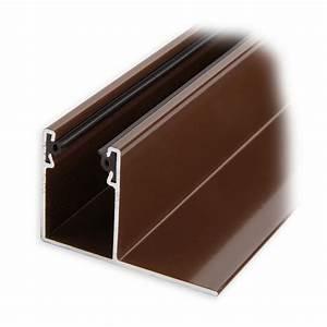 Rolladen Führungsschienen Kunststoff : mini f hrungsschiene ul mit neopren einlage braun lackiert diwaro ~ Orissabook.com Haus und Dekorationen