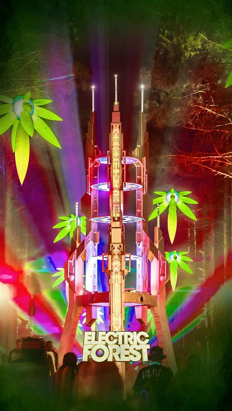 Best 59+ Electric Forest Festival Wallpaper on ...