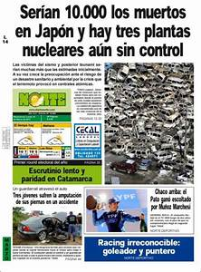 Peri U00f3dico Diario Norte  Argentina   Peri U00f3dicos De Argentina  Edici U00f3n De Lunes  14 De Marzo De