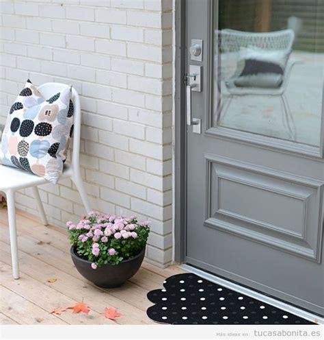 entrada tu casa bonita ideas  decorar pisos modernos