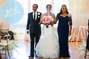 CNN's Rene Marsh Shares Vineyard Wedding Album: Exclusive