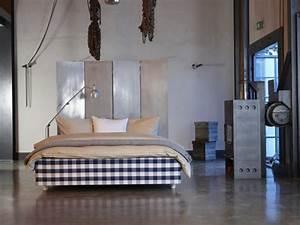 Chambre Deco Industrielle : une d co industrielle dans la chambre coucher ~ Zukunftsfamilie.com Idées de Décoration