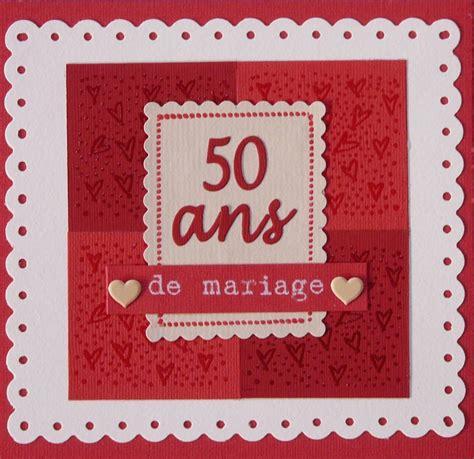 carte anniversaire de mariage 50 ans 50 ans de mariage album de pages de scrap galerie scrapbooking