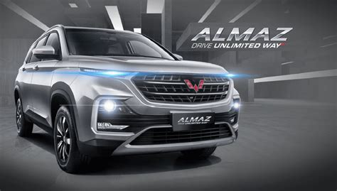 Wuling Almaz Picture by Wuling Almaz Wuling Indonesia