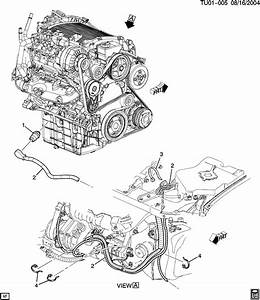 2007 Pontiac G6 Engine Schematic