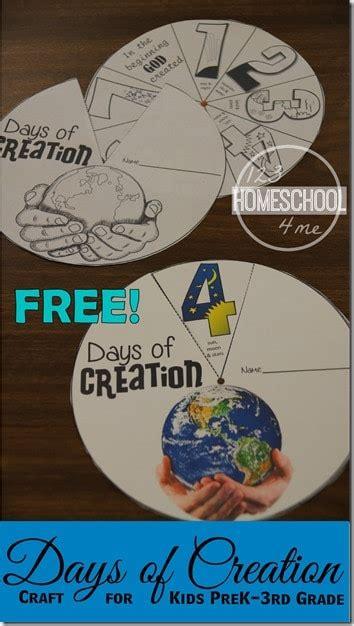 days  creation craft  homeschool deals