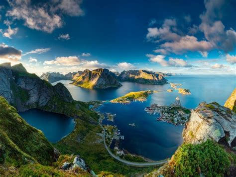 Beautiful Fjords Of Norway Wallpapers And Images