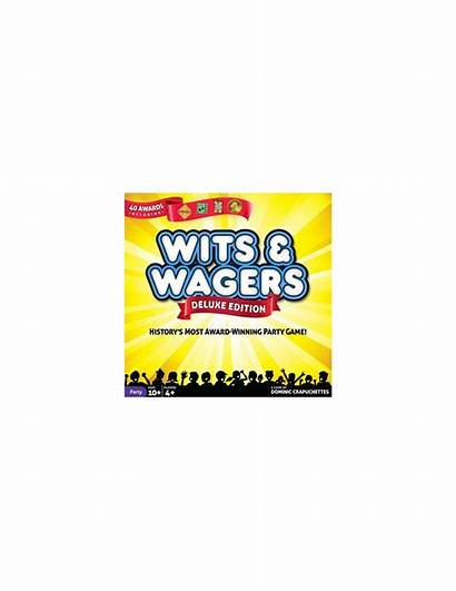 Wagers Wits Edition Deluxe Boardgamer Ie Party