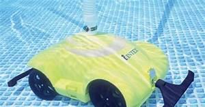 Aspirateur Hydraulique Piscine Hors Sol : robot nettoyeur de fond piscine hors sol ~ Premium-room.com Idées de Décoration