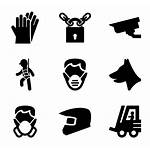 Safety Icons Health Safe Icon Clipart Vector