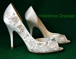 satin ivory wedding shoes new monsoon ivory satin lucinder bridal wedding shoes ebay